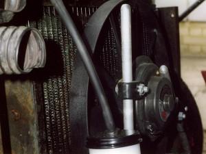 Photo of Kenlowe Fan on a Triumph Spitfire