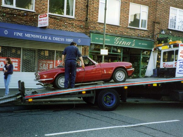 Photo of Triumph Spitfire - Cylinder Head Gasket Problems in Oxted 2